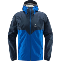 Buy L.I.M PROOF Multi Jacket Men Tarn Blue/Storm Blue