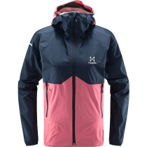 Kauf L.I.M PROOF Multi Jacket Women Tarn Blue/Tulip Pink