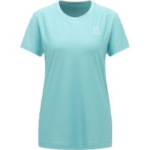 Buy L.I.M Tech Tee Women Glacier Green