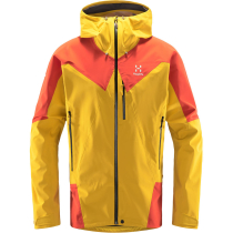 Kauf L.I.M Touring PROOF Jacket Men Pumpkin Yellow/Habanero