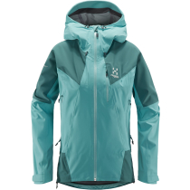 Compra L.I.M Touring PROOF Jacket Women Glacier Green/Willow Green