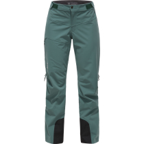 Buy L.I.M Touring PROOF Pant Women Willow Green