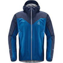Buy L.I.M Comp Jacket Men Storm Blue/Tarn Blue