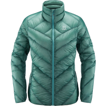 Achat L.I.M Essens Jacket Women Glacier Green