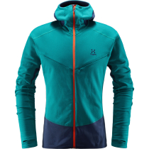 L.I.M Touring Hood Men Alpine Green/Tarn Blue