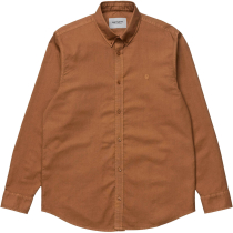 Buy L/S Bolton Shirt Rum
