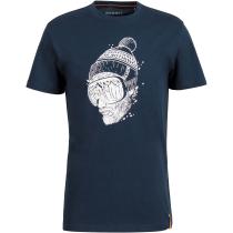 Buy La Liste T-Shirt Men Marine Prt2