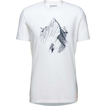 Achat La Liste T-Shirt Men White Marine Prt1