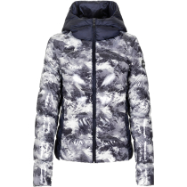 Acquisto Ladies Down Jacket Navy Blue-Navy Blue