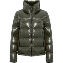 Acquisto Ladies Down Jackets Matcha-Black