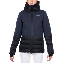 Acquisto Ladies Down Ski Jacket Verbier Blue Black-Blue Black