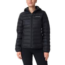 Buy Lake 22 Down Hooded Jacket Black