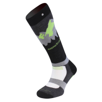 Acquisto Landscape Ski Socks Merinos Green