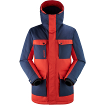 Acquisto Lapland Warm Parka M Vibrant Red/Eclipse Blue