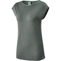 Buy LD Cloud Peak Wool T-Shirt SS Castle Gray