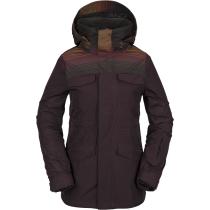 Buy Leda Gore-Tex Jacket Black Red