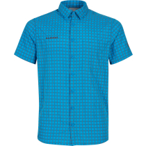 Buy Lenni Shirt Men Gentian Titanium