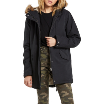 Kauf Less Is More 5K Parka Black