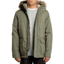 Acquisto Lidward 5K Jacket Army Green Combo