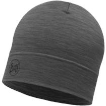 Achat Lightweight Merino Wool Hat Solid Grey