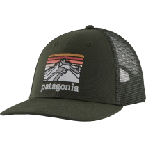 Acquisto Line Logo Ridge LoPro Trucker Hat Kelp Forest