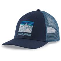 Buy Line Logo Ridge LoPro Trucker Hat New Navy