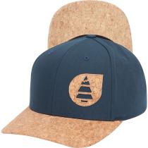 Acquisto Lines Baseball Cap Dark Blue