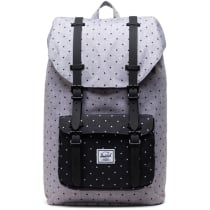 Achat Little America Mid-Volume Polka Dot Crosshatch