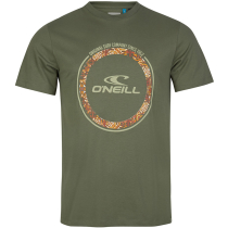 Kauf Lm Tribe T-Shirt Olive Leaves