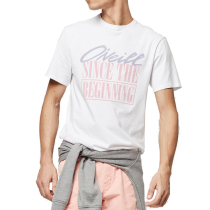 Achat Lm O'Neill Since T-Shirt Super White