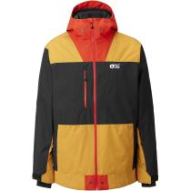 Buy Lodjer Jacket Black/Golden Yellow