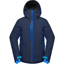 Kauf Lofoten Gore-Tex  Insulated Jacket (M) Indigo Night