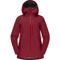 Buy Lofoten Gore-Tex Jacket W'S Rhubarb