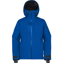 Buy Lofoten Gore-Tex Primaloft Jacket Jr Olympian Blue