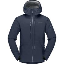 Buy Lofoten Gore-Tex Pro Jacket M Indigo Night
