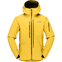 Buy Lofoten Gore-Tex Pro Jacket M'S Lemon Chrome