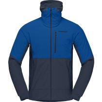 Buy Lofoten Hiloflex200 Hood M Olympian Blue/Indigo Night