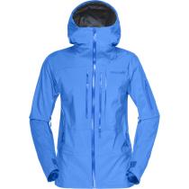 Buy Lofoten Gore-Tex Pro Jacket W Campanula