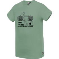 Acquisto Log Tee Army Green