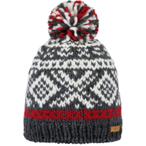 Kauf Log Cabin Beanie Dark Heather