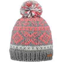 Achat Log Cabin Beanie Kids Heather Grey