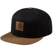 Buy Logo Cap Bi-Colored Black / Hamilton Brown