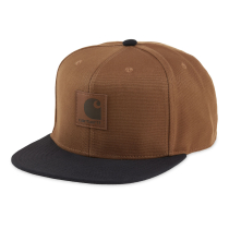 Achat Logo Cap Bi-Colored Hamilton Brown / Black