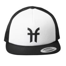 Kauf Logo Trucker Cap Black