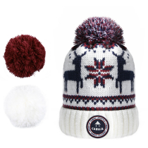 Achat Long Island Beanie White