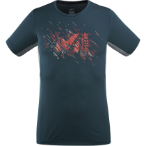 Achat LTK Print Light TS SS M Orion Blue