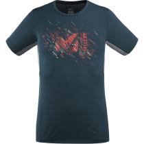 Buy LTK Print Light TS SS M Orion Blue