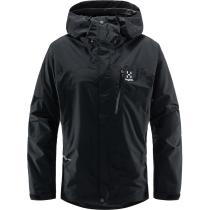 Buy Lumi Insulated Jacket Men True Black