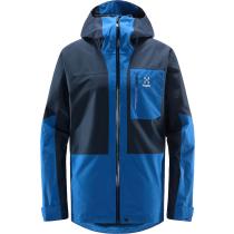 Buy Lumi Jacket Men Tarn Blue/Storm Blue