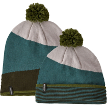 Acquisto LW Powder Town Beanie Field Festival Knit: Regen Green